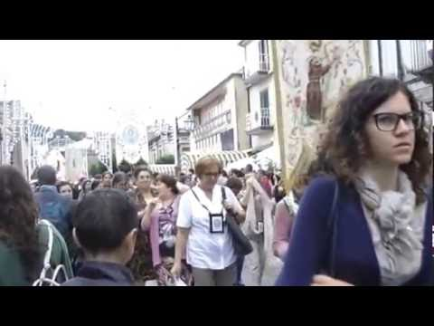 Montalbano Elicona Messina Festa Della Madonna Provvidenza 2016