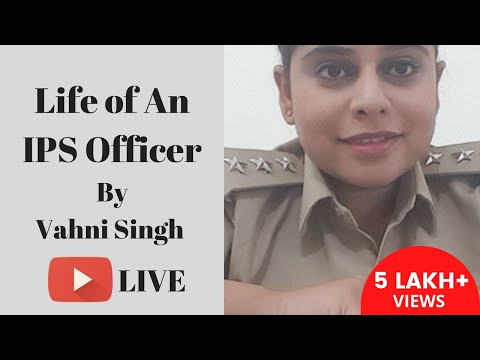 एक IPS का जीवन [Life of an IPS] by Vahni Singh IPS