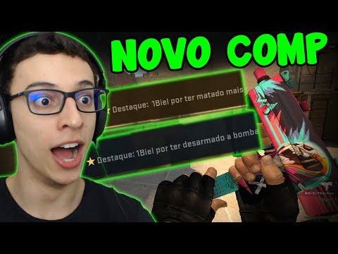 NOVO MODO COMPETITIVO DO CS:GO, ELE DURA POUCOS DIAS!!!