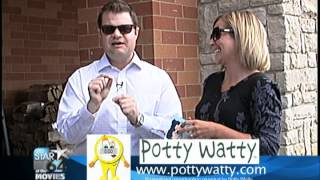 Storm and Amy STAR 64 Talks about Potty Watty #1