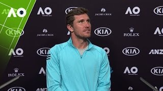 Mischa Zverev press conference (4R) | Australian Open 2017