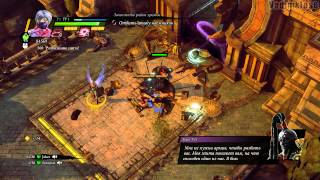 Sacred 3 PC GamePlay HD