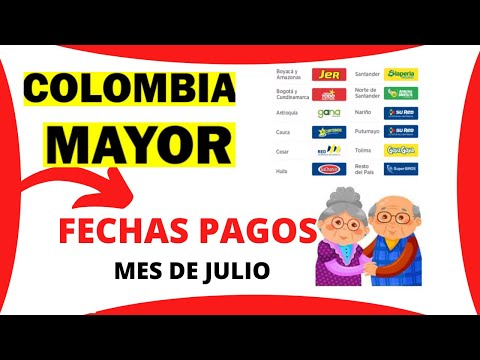 👉💲COLOMBIA MAYOR PAGOS