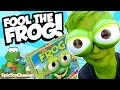 Family Fun Game for Kids Fool the Frog Surprise Game +  Disney Pixar Finding Dory Toys Surprise Toys