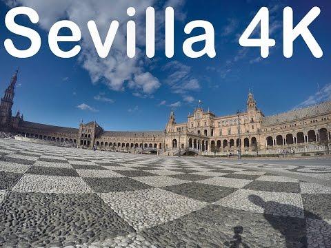 Sevilla 4K