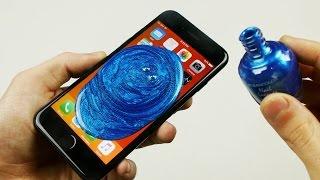 當iphone7遇上30瓶指甲油 中文字幕
