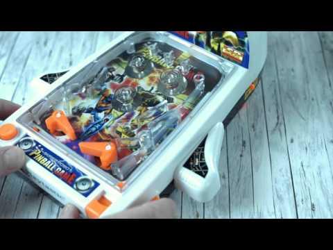 Nc1864 Mini Flipper De Table Youtube