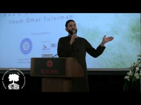 Omar Suleiman - The Road Less Traveled By