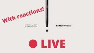 Samsung Galaxy Unpacked: Meet the Note 10
