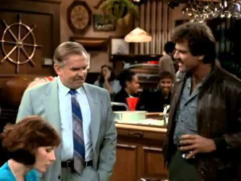 Cheers 6x11 Cliff Clavin gets angry!