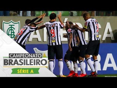 Melhores Momentos - Atlético-MG 3 x 0 Coritiba - Campeonato Brasileiro (19/11/2017)