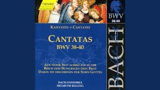 Darzu ist erschienen der Sohn Gottes, BWV 40: Recitative: Die Schlange, so im Paradies (Alto)