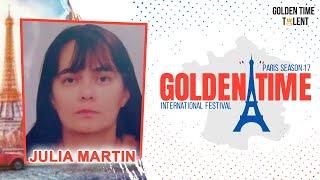 Golden Time Distant Festival | 17 Season | Julia Martin | GTPS-1711-1013