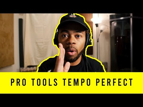 Pro Tools how to find the tempo everytime!