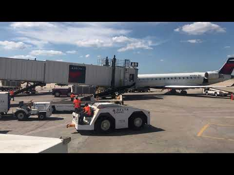 CLT to ATL with new CLT terminal