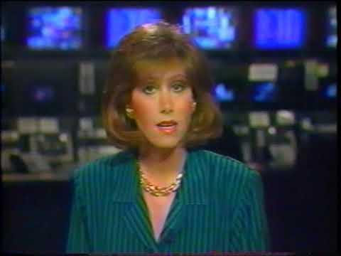 NBC -  Newsbreak -  News at this Hour -  Ann Rubenstein -  Headlines for November 17, 1989