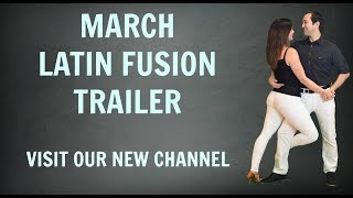 Latin Fusion Workshop is a latin dance based workshop. Visit Our New Channel!