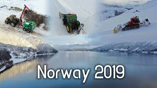 Norway Holiday 2019 Skiing and Farming