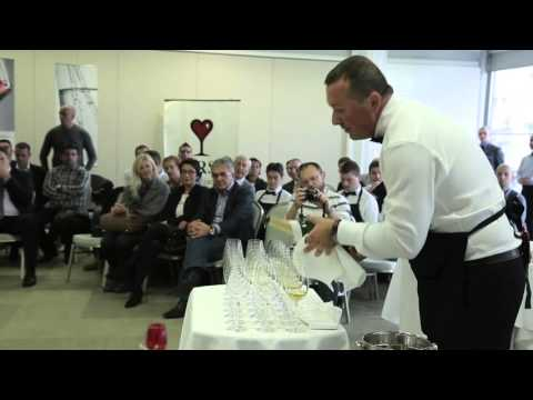2014. FINAL - SERSA 6. Serbian Sommelier Competition