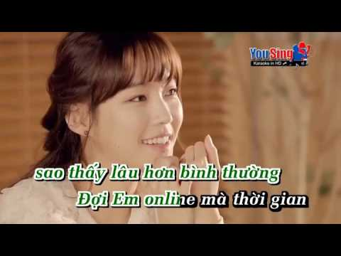 Karaoke A Xieu Yeu Xa   Kevin Socola  amp; Nhu Hexi