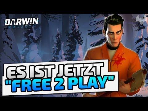 """Das Spiel ist nun """"Free 2 Play"""" - ♠ Darwin Project: Duo ♠ - Deutsch German - Dhalucard"""