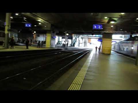 Bern bahnhof - Bern Main Train Station Switzerland 1