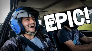 Track Day epico con YoutuberS categoria motor