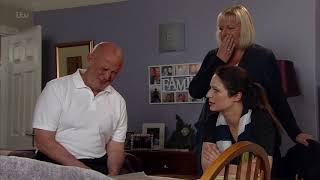 Coronation Street - Nicola Asks Phelan About Firing Seb