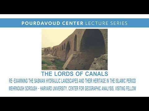 Thumbnail of The Lords of Canals: Re-Examining the Sasanian Hydraulic Landscapes and Their Heritage in the Islamic Period video