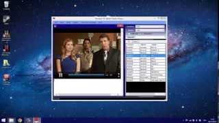 Avoir environ 4000 chaînes Tv (dont TNT française) sur son Pc gratuitement.