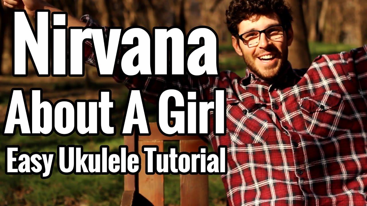 how to play nirvana on ukulele