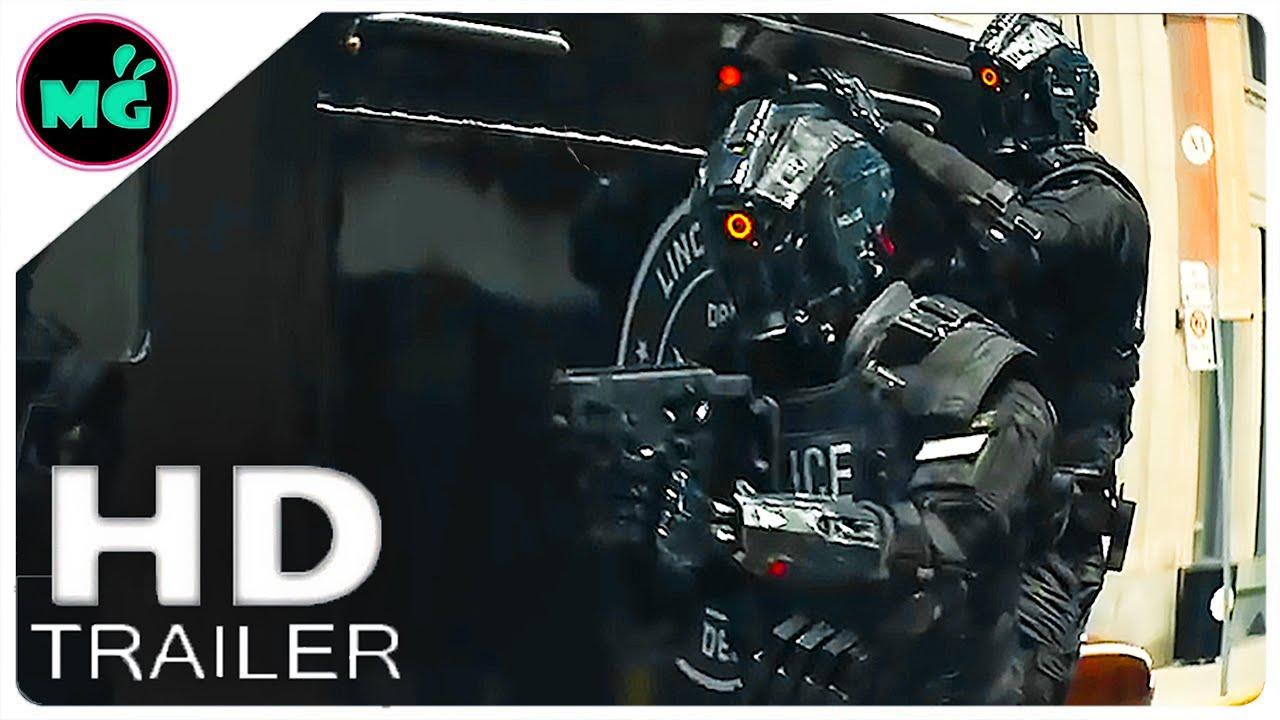 Code 8 Trailer