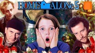 Один Дома 5 - Праздничное Ограбление смотреть Хеллоуин Halloween