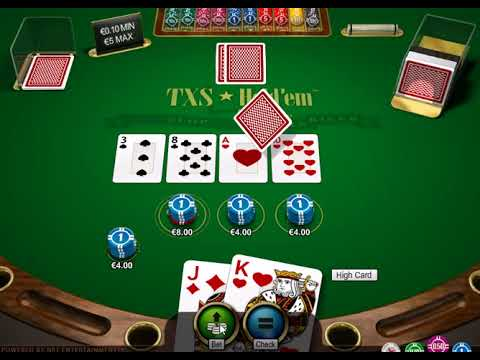 POKER Texas Hold'em Low Limit 🍀 WIN at 24Bettle online casino