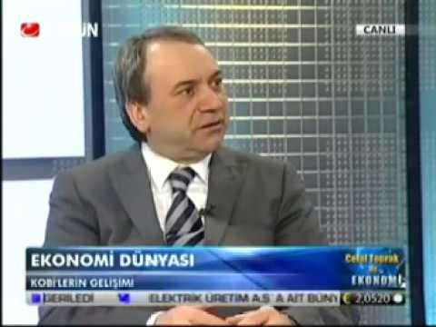Adell Yön.Kur.Baş. Recep Ali Topçu Bugün TV Celal Toprak ve Ekonomi