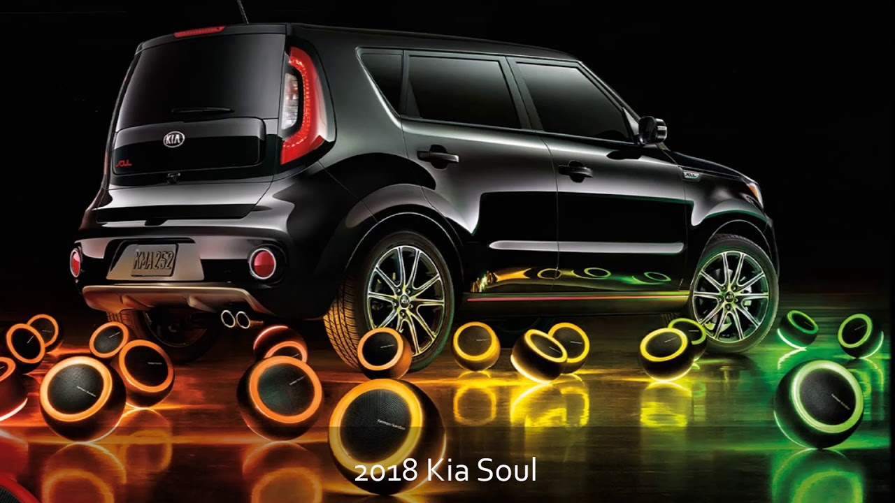 2018 Kia Soul At Halleen Kia Serving North Olmsted