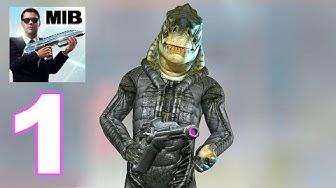 Man in Black: Galaxy Defenders - Gameplay Walkthrough Part 1 - Trailer (Android Games)
