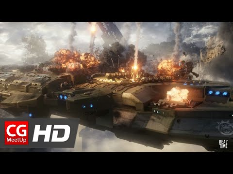 "CGI VFX Breakdown ""Dreadnought VFX Breakdown"" by RealtimeUK"