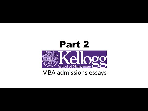 How have you grown in the past? How do you intend to grow at #KelloggMBA? ▸#VincePrep #EssayTips