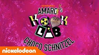Amaro's Kooklab - Choco Schnitzel | Nickelodeon Nederlands