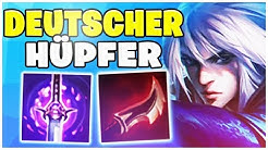 DER DEUTSCHE HÜPFER | Best Of Noway4u Twitch Highlights LoL