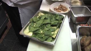 Chicken Florentine Lasagna Italian Dinner Recipe. Jack's Take On Italian Cuisine
