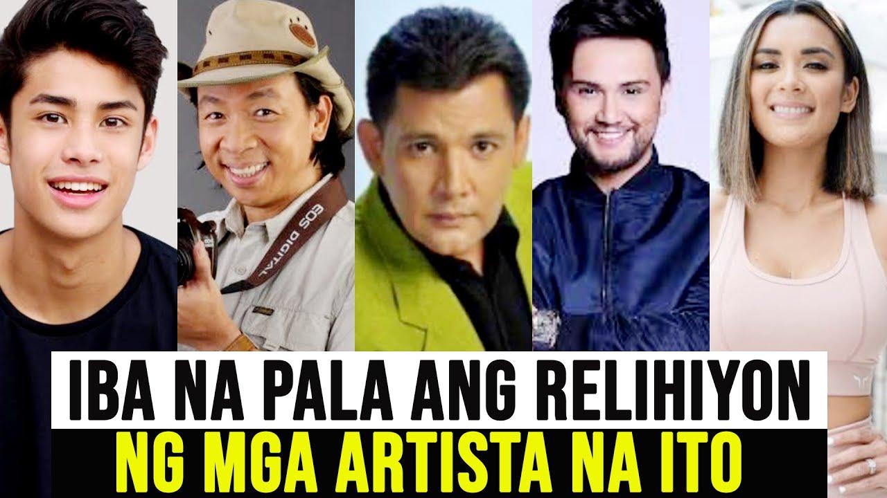 Mga Artistang SUMAPI Na sa Ibang RELIHIYON na KINAGULAT ng lahat!!