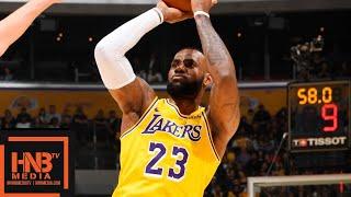 Los Angeles Lakers Vs Denver Nuggets Full Game Highlights   10.25.2018, Nba Season