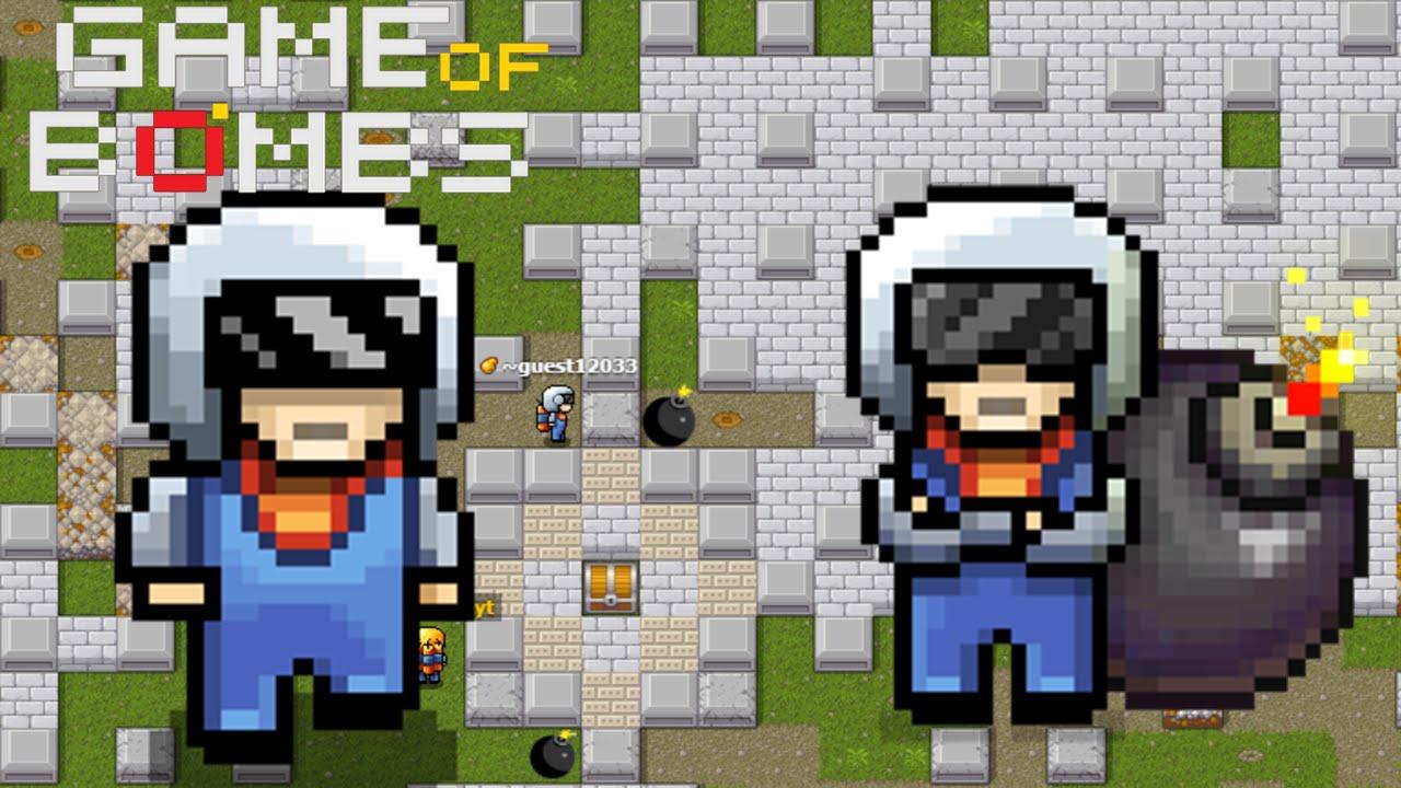 Game Of Bombs: Bomberman Online - Massively Multiplayer Online Retro Arcade  ( Bomberman Live )