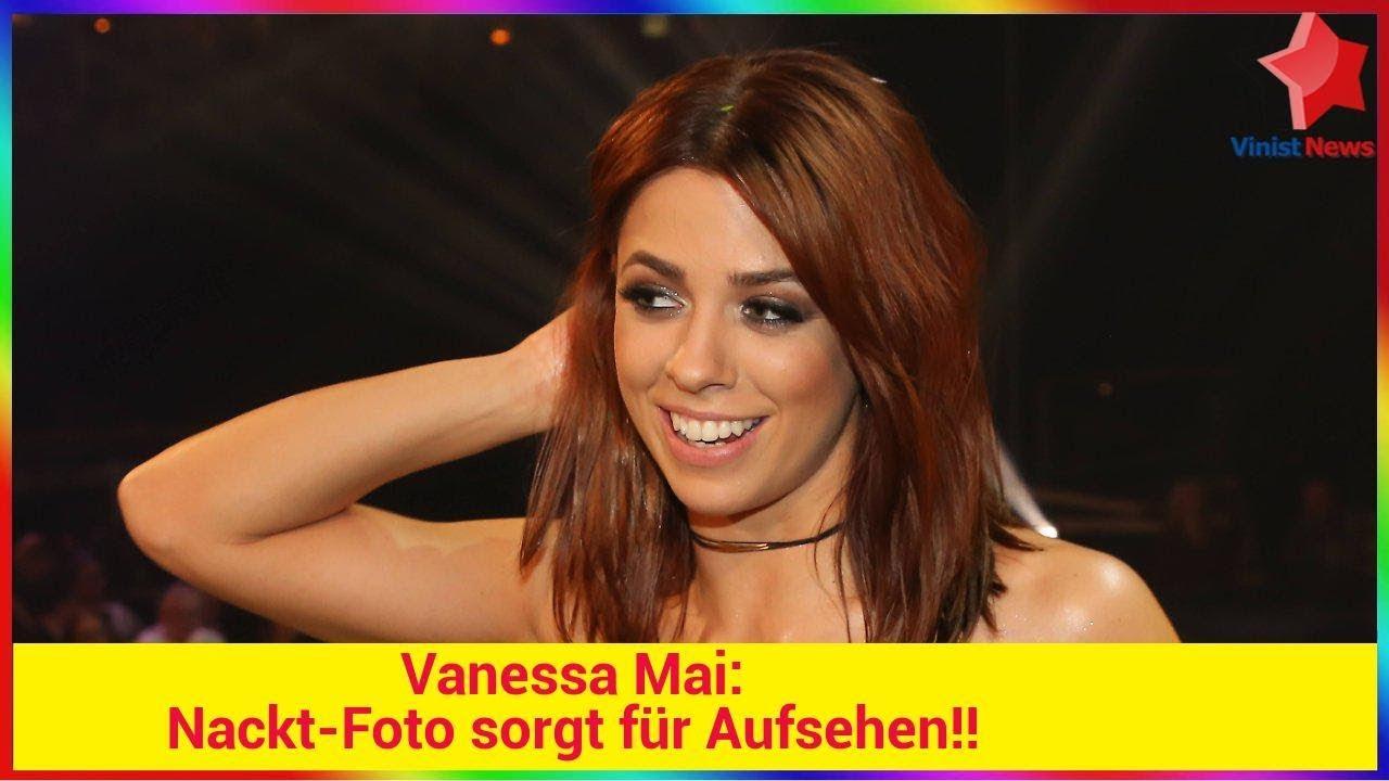 Vanessa Mai: Nackt-Foto sorgt für Aufsehen!! - YouTube