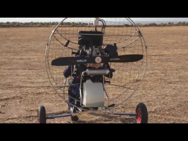 PXP Paramotor - Thor 250