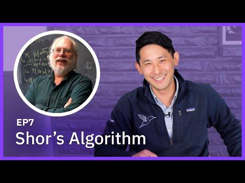 Shor's Algorithm — Programming on Quantum Computers — Coding with Qiskit S2E7