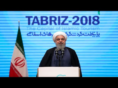 Iran's Rouhani Insults Trump on TV