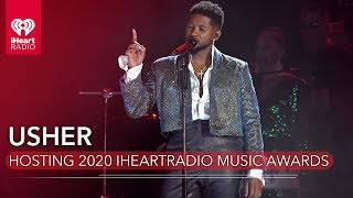 If you're new subscribe ► http://bit.ly/1jy0dbousher to host 2020 iheartradio music awards, halsey & lizzo perform live.tune in the mu...